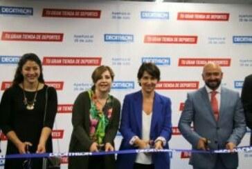 Décathlon établit son 5ème magasin au Mexique, à Polanco !