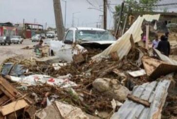 La tempête tropicale Lidia fait 7 morts au Mexique ! (Video)