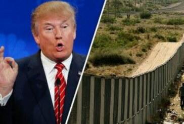 Comment Donald Trump imagine le mur avec le Mexique !